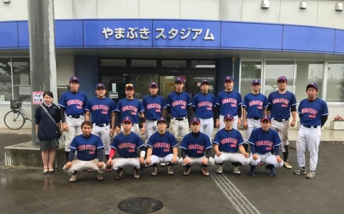 淑徳大学埼玉キャンパス硬式野球部